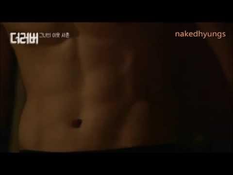 The Lover (drama) SEX SCENE: Lee Jae Joon Shirtless Abs