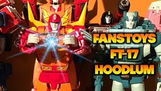 FT-17 Hoodlum (Masterpiece Transformers Hot Rod) Review & Transformation Tutorial