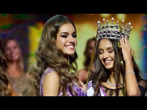 Polina Tkach was crowned as Miss World Ukraine 2017