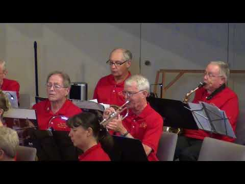 The San Diego City Guard Band THE MUSIC MAN 10-15-17