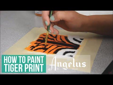 Angelus Leather Paint