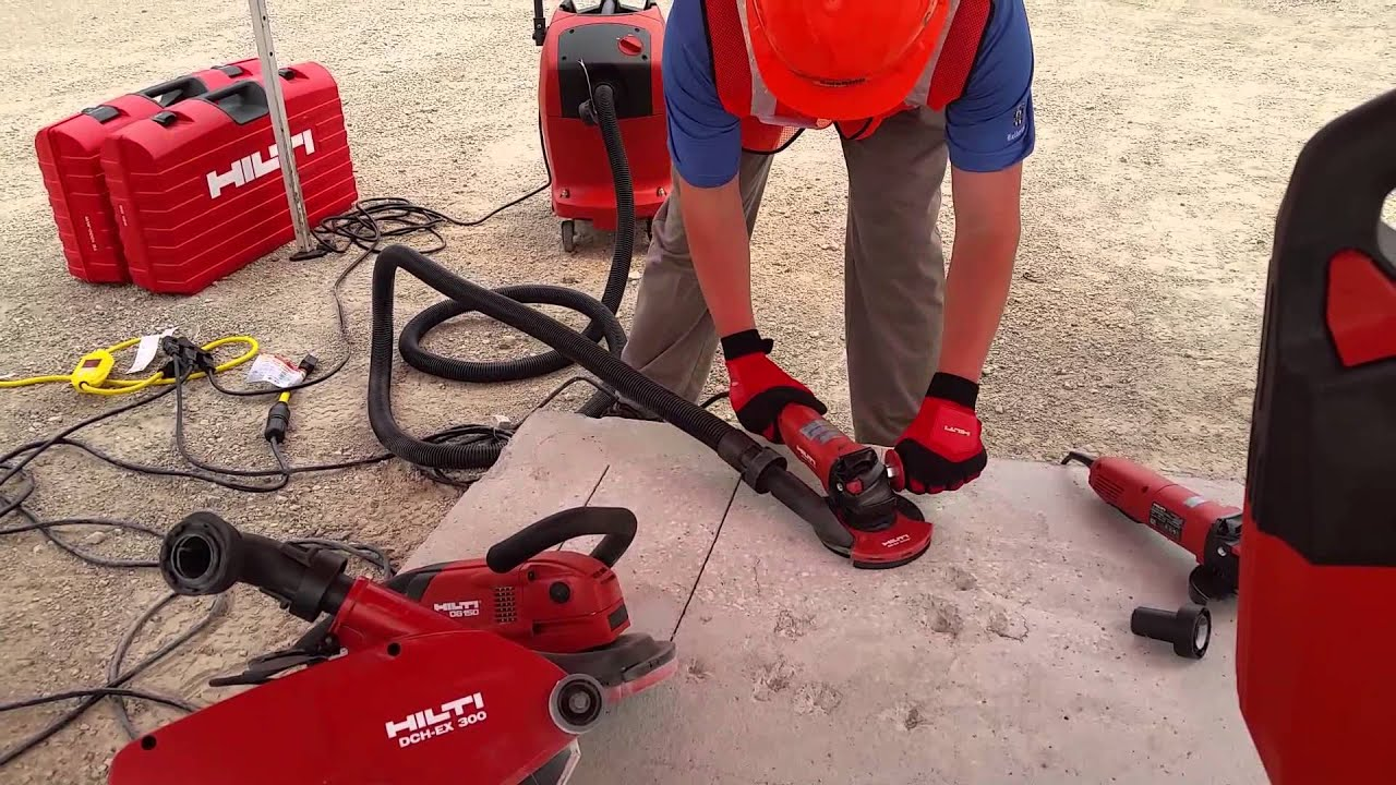 Hilti Dust Collection Youtube