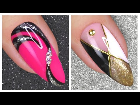 nail art designs 2020  new nails art  nail hacks  youtube