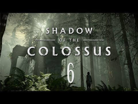 GEISERS Y ARENA - Shadow of the Colossus - EP 6