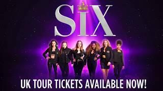 SIX | Rehearsals | UK Tour