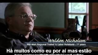 WAL-MART: O CUSTO ALTO DO PREÇO BAIXO / Wal-Mart: The High Cost of Low Price (2005) TRAILER PT