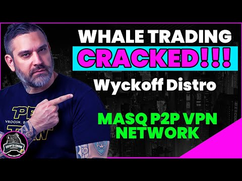 WHALE Bitcoin Trading CRACKED! Wyckoff Distribution