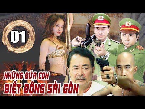 Những Đứa Con Biệt Động Sài Gòn Full Bộ