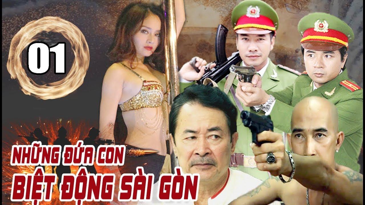 Những Đứa Con Biệt Động Sài Gòn Phần 1 - Tập 1 | Phim Hình Sự Việt Nam Mới Hay Nhất