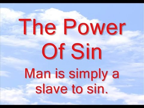 The Power Of Sin