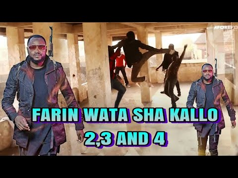 FARIN WATA sha kallo Complete Episode 2 and 3 | Official Home Video / Web Series / Zango na daya