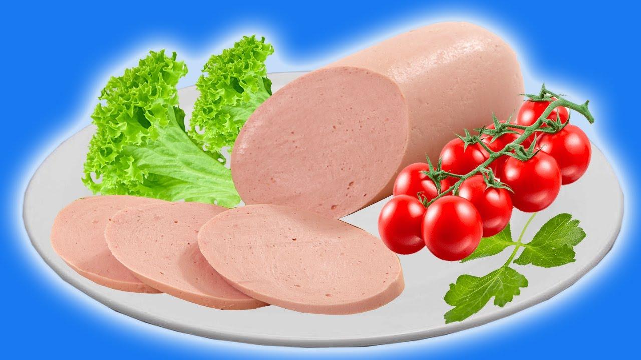 Простой Рецепт Супер Вкусной Домашней Колбасы с Сыром