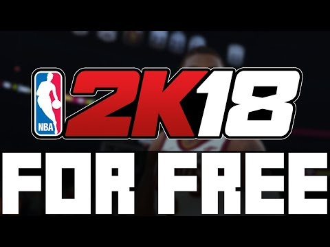 NBA 2K18 [CRACKED] [FREE DOWNLOAD]