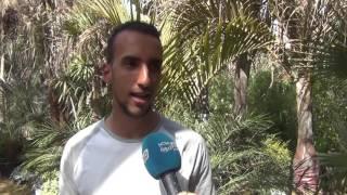مصر العربية | في معرض الزهور.. إقبال ضعيف والورد للفرجة
