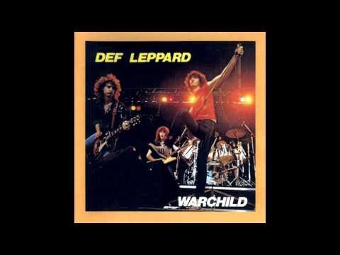 Def Leppard - Warchild FULL ALBUM 1978 - 1980 HD & HQ