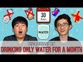 Singaporeans Try: Drinking ONLY Water For A Month
