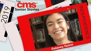 CMS Senior Story, Delaney Quinn, Independence HS