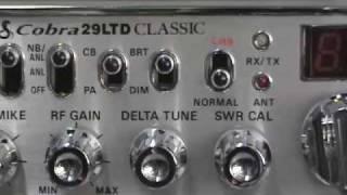 Cobra 29 LTD Classic CB Radio - Video Review