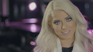 Alexa Bliss offers a sneak peek at the greatest collection on WWE Network (WWE Network Exclusive)