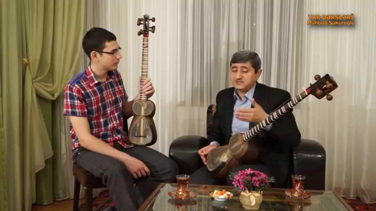 Tar dərsləri. 18-ci dərs. Bayatı-Şiraz muğamı | Tar lessons. 18th lesson. Mugham Bayaty-Shiraz