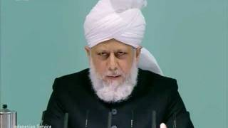Indonesian Friday Sermon 11 Nov 2011, Persecution and Relationship with Allah