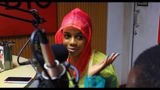Nandy Ndani Ya East Africa Radio Full Interview.