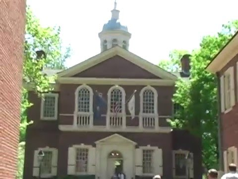 The First Continental Congress & a Meeting with the Baptists