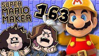 Super Mario Maker: Savage Dragon - PART 163 - Game Grumps