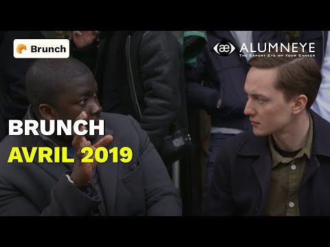 Brunch networking AlumnEye Paris avril 2019