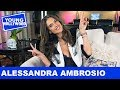 Alessandra Ambrosio: Which Victoria's Secret Angel is Most Likely To?!