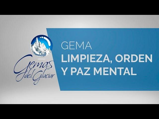 Gemas del Glaciar - Limpieza Orden y Paz Mental