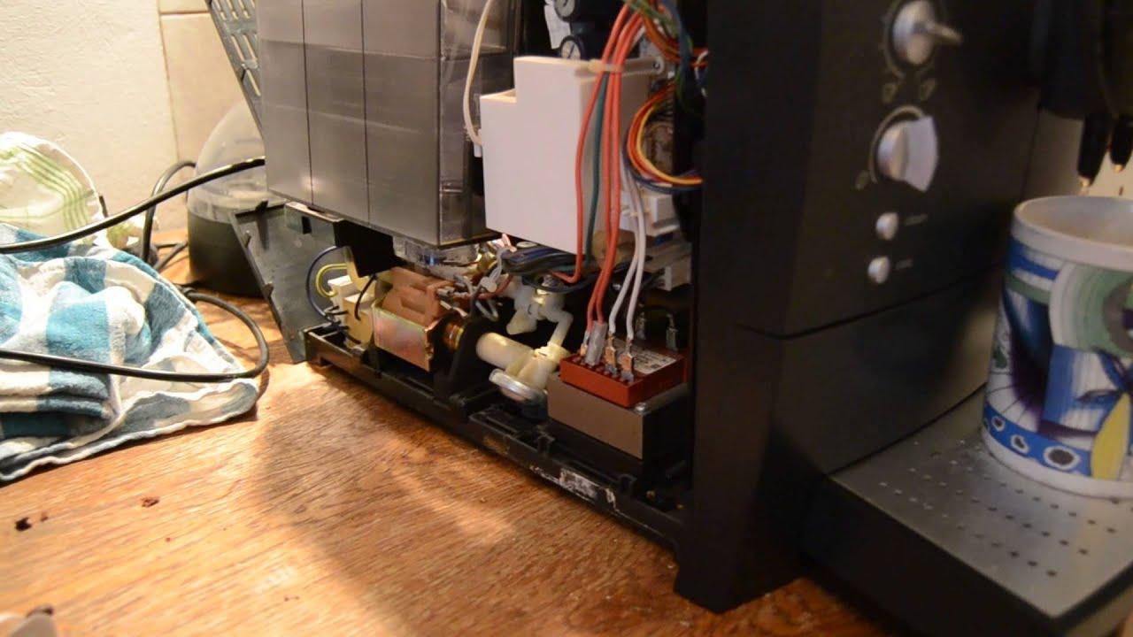 Siemens surpresso s40 инструкция