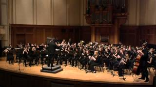 Lawrence University Symphonic Band & Wind Ensemble - November 21, 2013