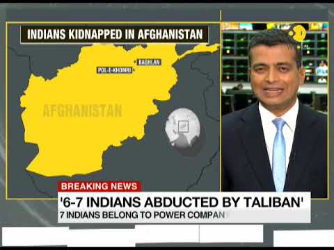 Armed group kidnap seven Indians in Afghanistan