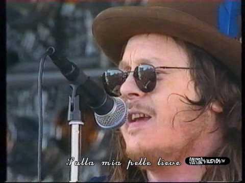 Zucchero - Così celeste - Live 1996 (Brunico)
