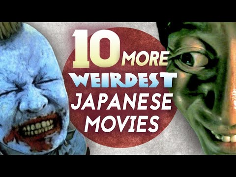 Another 10 Weirdest Japanese Movies Worth Watching (Part 2/2)