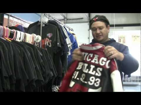 Tour My Retail Store: Vintage Clothing, Snapback Hats, Toys & Sports Cards! from YouTube · Duration:  11 minutes 42 seconds
