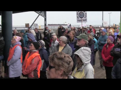 Olympic Peninsula People's Climate March 04 29 2017
