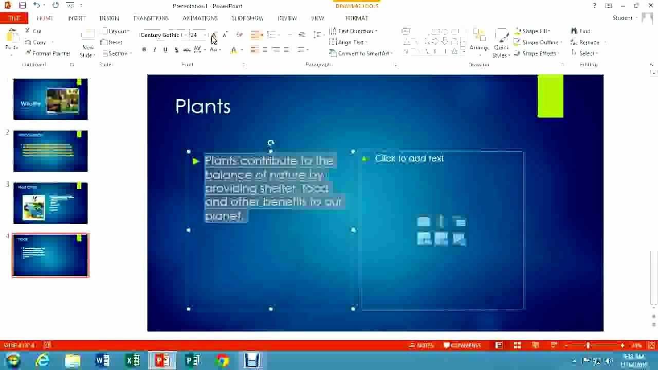 Odia microsoft powerpoint tutorial part 7 | powerpoint tutorial in.