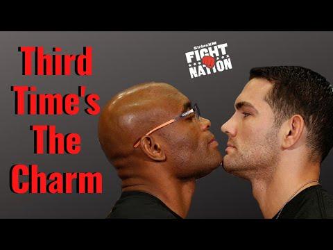 Anderson Silva Vs. Chris Weidman 3: The Fight To Make | Luke Thomas