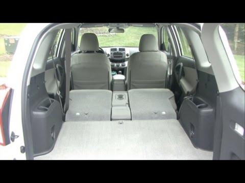 2010 Toyota RAV4 - Cargo Capabilities
