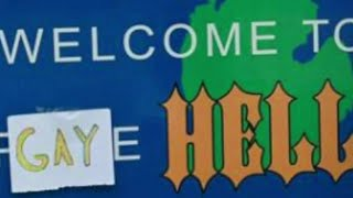 Hell, Michigan re-named Gay Hell