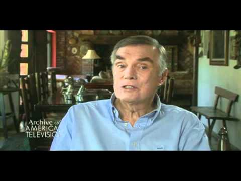 "Peter Marshall on hosting ""Hollywood Squares"" - EMMYTVLEGENDS.ORG"