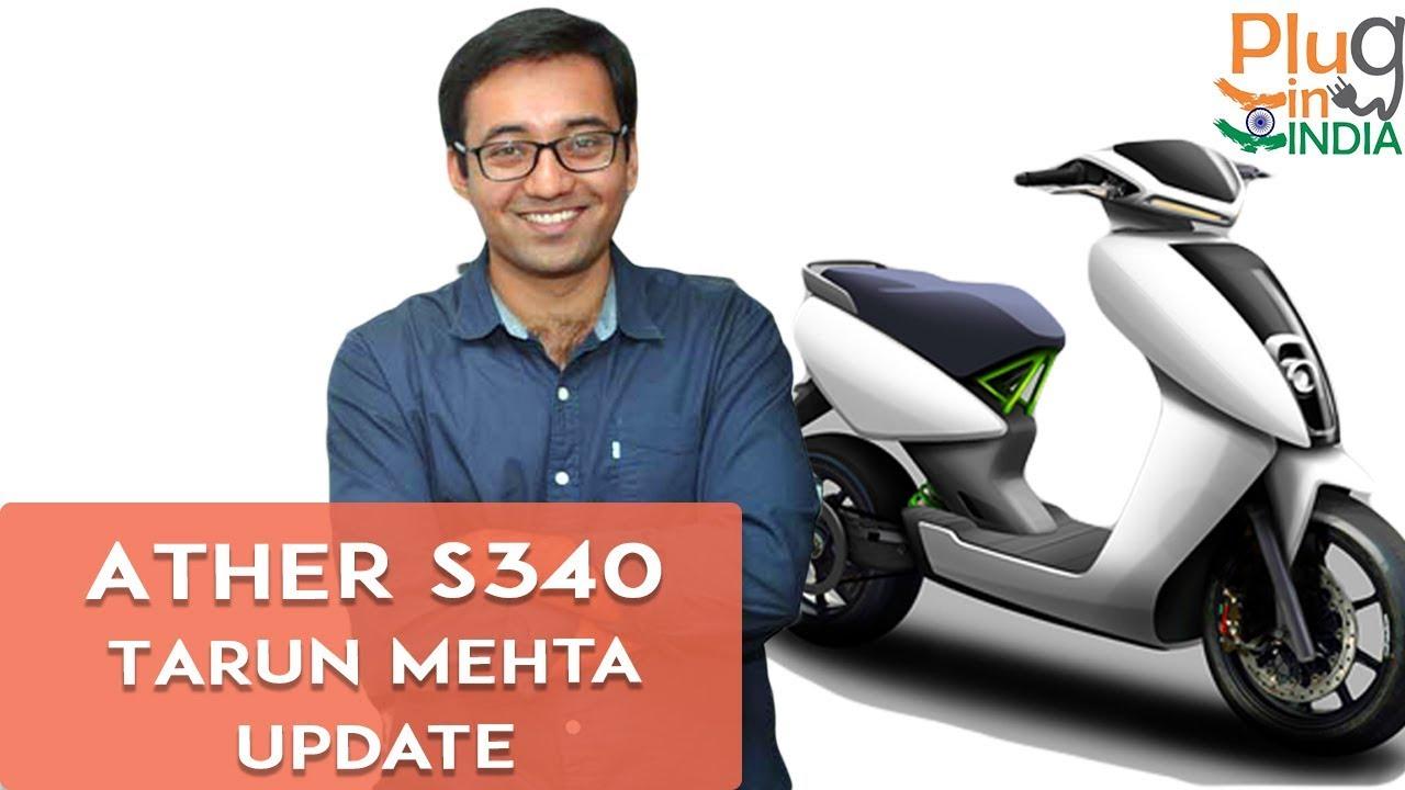 Ather Energy - Business Update : Tarun Mehta