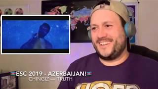 🇦🇿ESC 2019 Reaction to AZERBAIJAN!🇦🇿