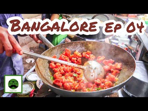 VV Puram Food Street Part 1 With Veggiepaaji | Bangalore Food Series