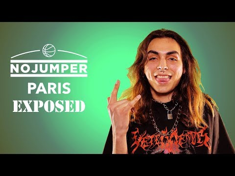 Paris 'No Jumper' Interview