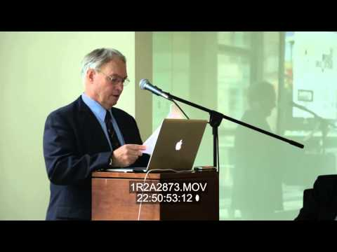 Dr  Richard Teague at Rodale press conference HD