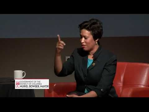 Mayor Bowser Discusses the State of Public Education in DC