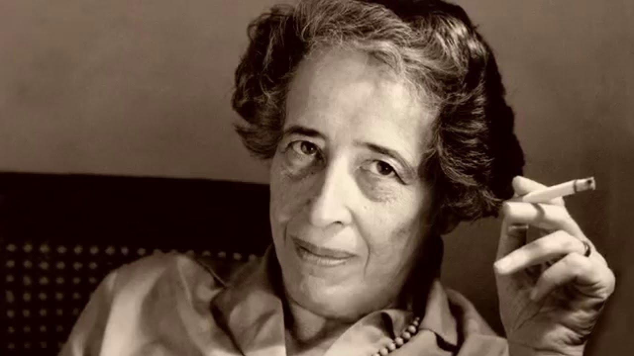 VITA ACTIVA THE SPIRIT OF HANNAH ARENDT Official US Trailer
